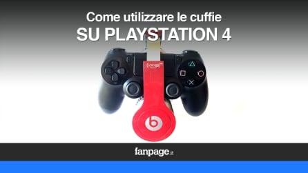 Come utilizzare le Beats o qualsiasi altra cuffia e auricolare con la PS4