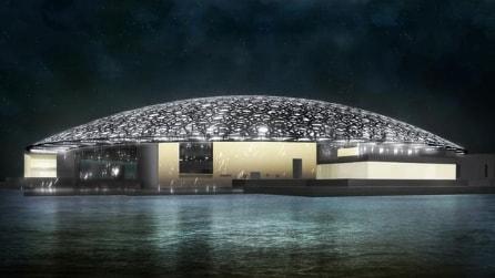 Abu Dhabi, arriva la cupola della succursale del Louvre