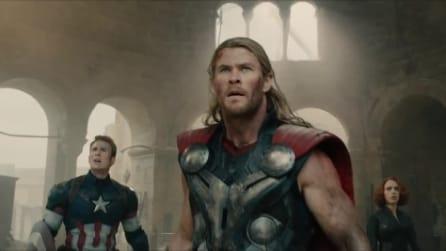 """""""Avengers: Age of Ultron"""", ecco il trailer in lingua originale"""