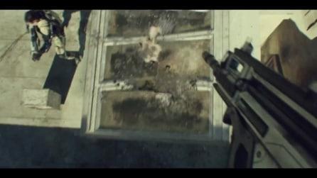 Call of Duty: Advanced Warfare, il trailer live action con Emily Ratajkowski