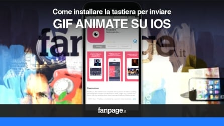 PopKey, la tastiera per inviare GIF animate nei messaggi in iOS