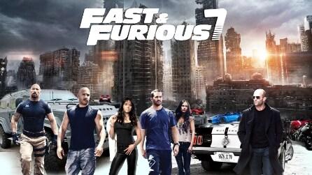 """""""Fast & Furious 7"""": il trailer ufficiale in italiano (HD)"""