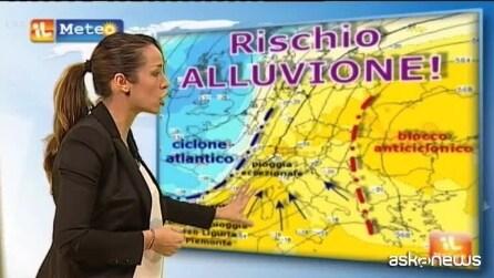 Novembre 2014, le previsioni a breve termine: attese forti piogge