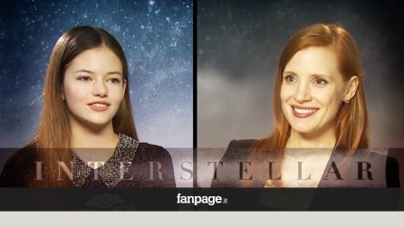 Interstellar, interviste a Jessica Chastain e Mackenzie Foy
