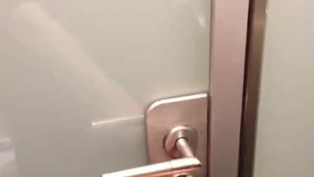 Ecco come sentirsi più sicuri nei bagni pubblici