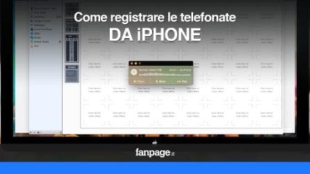 Come registrare le telefonate da iPhone VIDEO