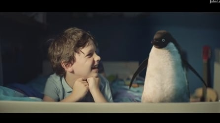 Un pinguino per amico, i sogni dei bambini si realizzano a Natale