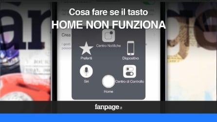 Cosa fare se il tasto Home non funziona su iPhone, iPad e iPod Touch VIDEO
