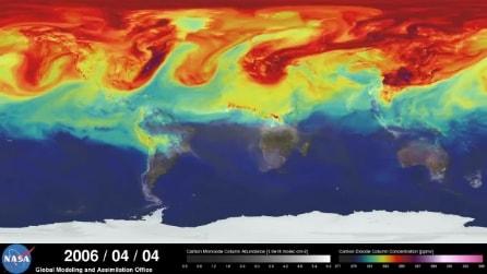 Un anno di vita da CO2
