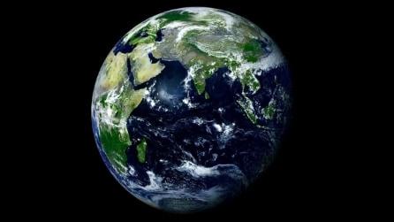 La terra come non l'abbiamo mai vista: le immagini dal satellite in 4K