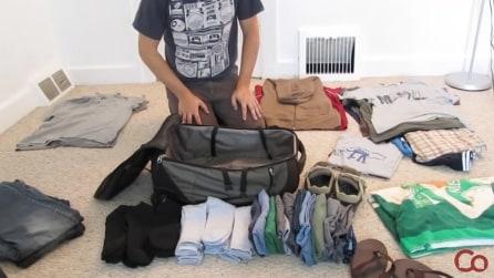 Scopri come preparare la valigia perfetta