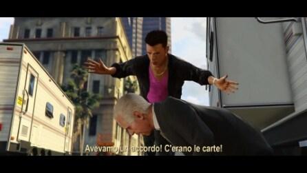 Grand Theft Auto V, il trailer di lancio ufficiale per PlayStation 4 e Xbox One