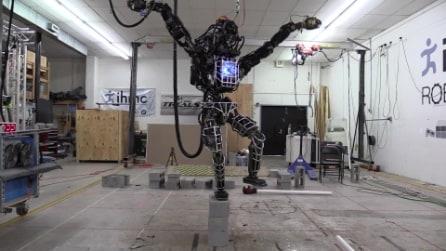 Atlas, il robot di Google che si muove come Karate Kid