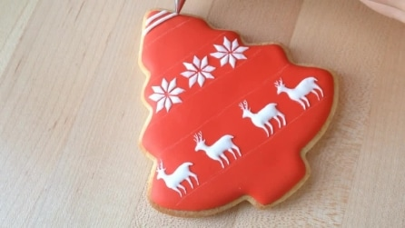 Come decorare i biscotti di Natale