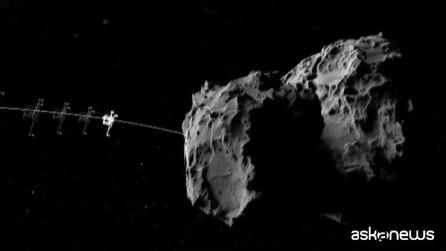 """Presidente Asi: """"La Missione Rosetta è un momento storico per l'Italia"""""""