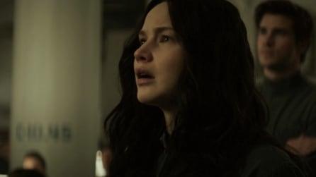 """""""Hunger Games"""": Katniss scopre che Peeta è ancora vivo (ESCLUSIVA)"""
