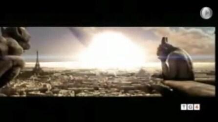 Rosetta: per il giornalista del Tg4 la cometa è un grosso sasso polveroso