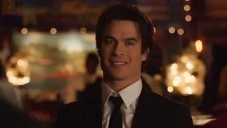 The Vampire Diaries - 6x07 Elena prova a ricordare l'amore per Damon (sub ita)