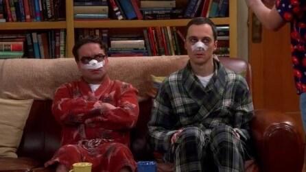 The Big Bang Theory - 8x09 Sheldon si preoccupa per Leonard (sub ita)