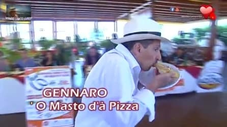 Gennaro 'O Masto d''a Pizza Battipaglia