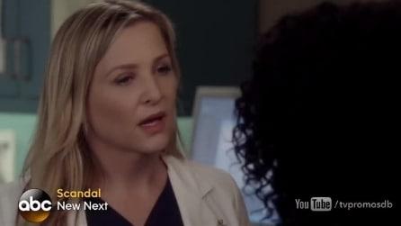 "Grey's Anatomy - 11x08 ""Risk"", promo (sub ita)"