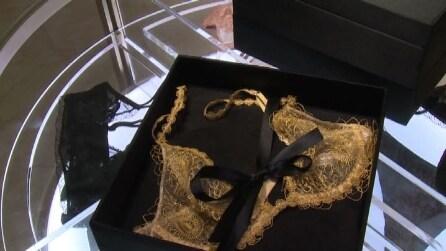 L'intimo su misura di La Perla: completi gioiello, fatti a mano, personalizzati