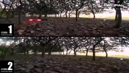 Ecco come funzionano i droni da corsa