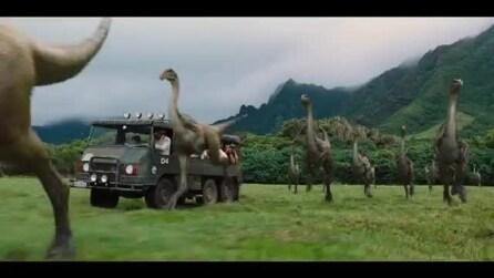 Jurassic World - Il teaser trailer HD