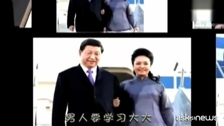 "Cina, tutti pazzi per ""Zio Xi e Mamma Peng"""