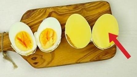 """La tecnica """"manuale"""" per cuocere le uova sode"""