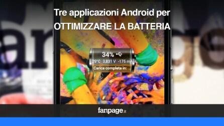 Le 3 migliori applicazioni per ottimizzare la batteria in Android