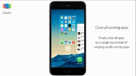 iOS 9, il concept di Ralph Theodory