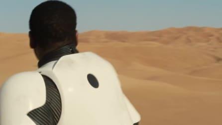 Star Wars: Episodio VII - Il Risveglio della Forza, il teaser italiano