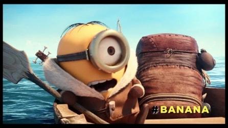 """Minions, la mini-clip """"Banana"""""""