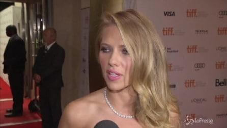 Scarlett Johansson si sarebbe sposata in segreto?