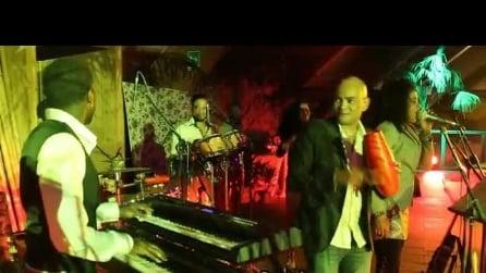Sangre Latino Musicisti e Ballerini per Matrimoni ed Eventi Aziendali