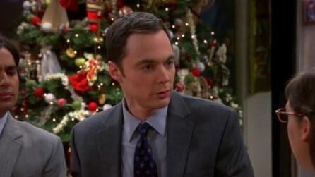 The Big Bang Theory 8x11 - Sheldon punisce Amy per Natale (sub ita)