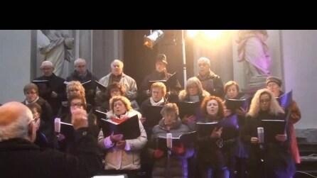 coro di Briolo Concerto di natale del 2014 1° braNO