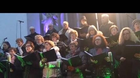 coro di Briolo Concerto di natale del 2014 3° brano noel noel