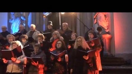 7 coro di Briolo Concerto di natale del 2014 7° brano