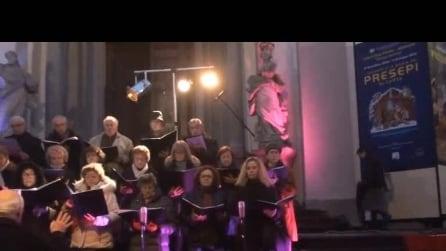 9 coro di Briolo Concerto di natale del 2014 9° brano mix canti di natale