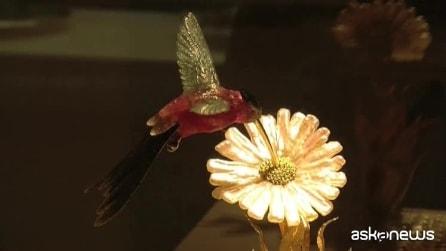 Firenze, a Palazzo Pitti in mostra le creazioni della fondazione Buccellati