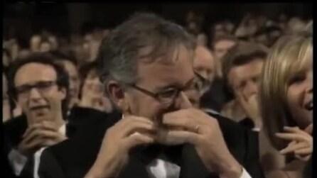 """Judi Dench riceve l'Oscar per """"Shakespeare in Love"""""""
