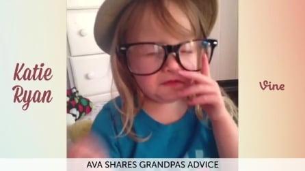 Ava Ryan, la bambina di 4 anni che ha conquistato il web