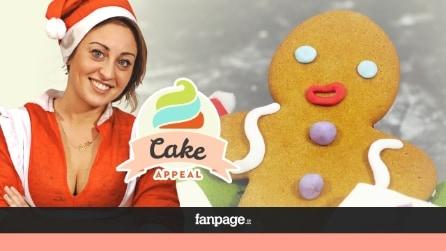 Omini di pan di zenzero, i biscotti gingerbread