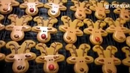 Ecco i biscotti a forma di renna: prepararli è semplicissimo