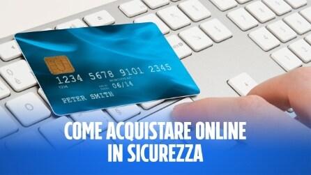 Come effettuare gli acquisti online con cognizione di causa ed evitare le truffe