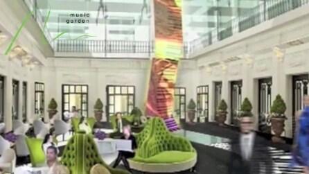Aria Hotel Budapest: vivere nella musica