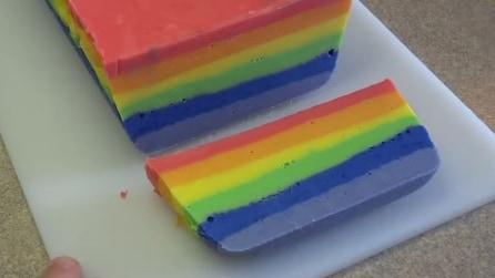 Arriva la torta arcobaleno: ecco come prepararla