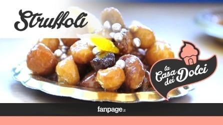 La video-ricetta tradizionale degli struffoli | La Casa dei Dolci